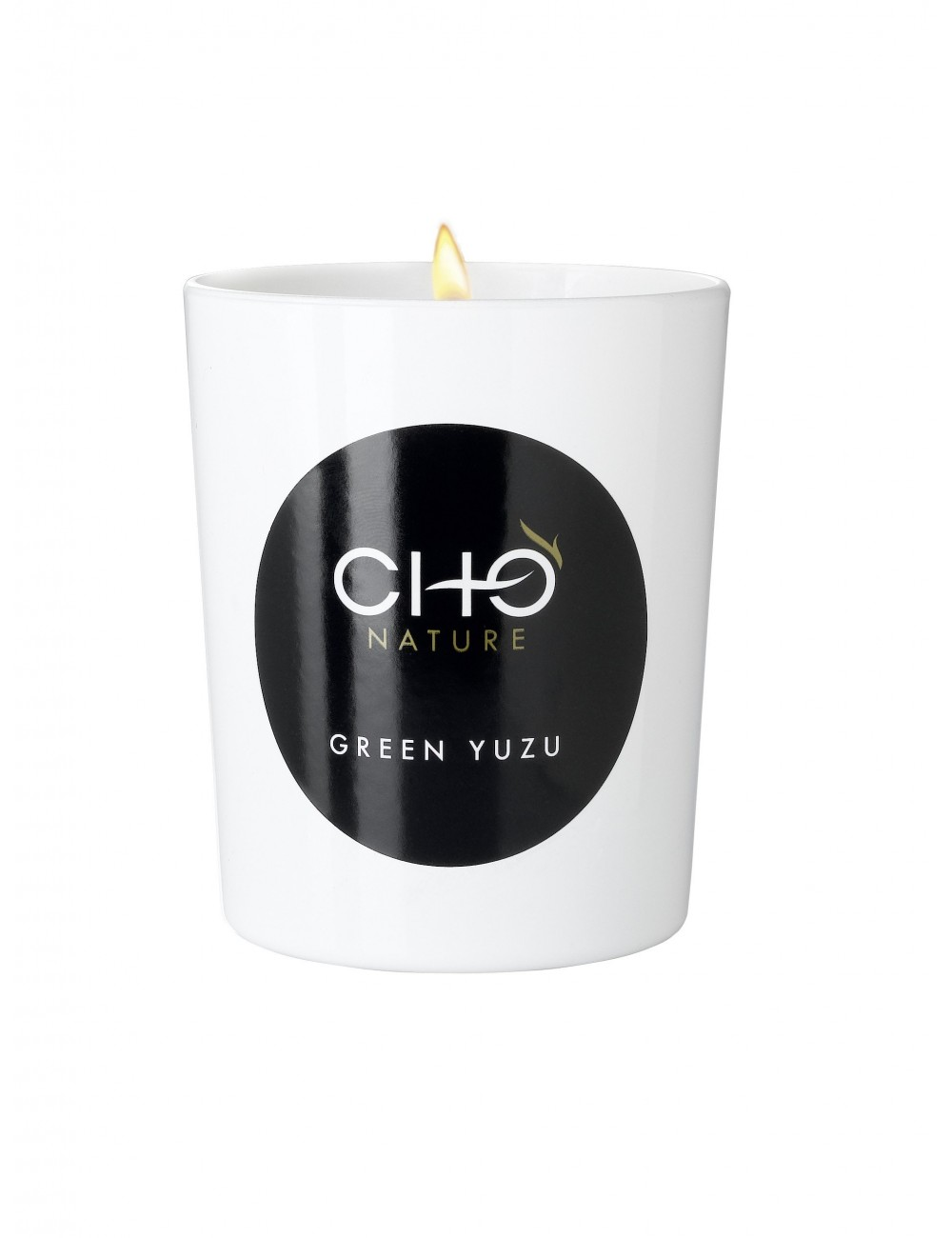 Bougie Parfumée Green Yuzu